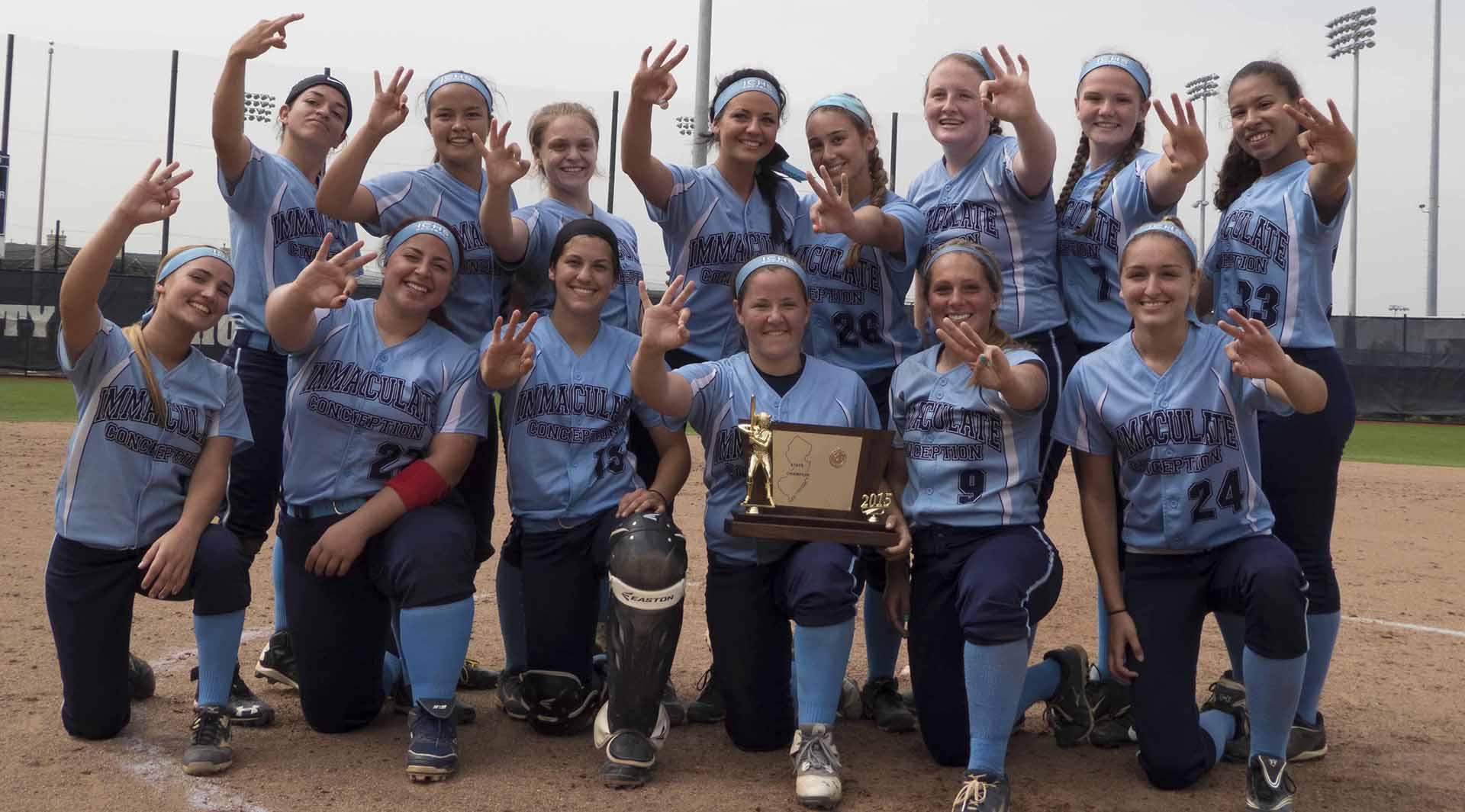 Campus Confidential: IC Immacualte Conception 2015 Softball