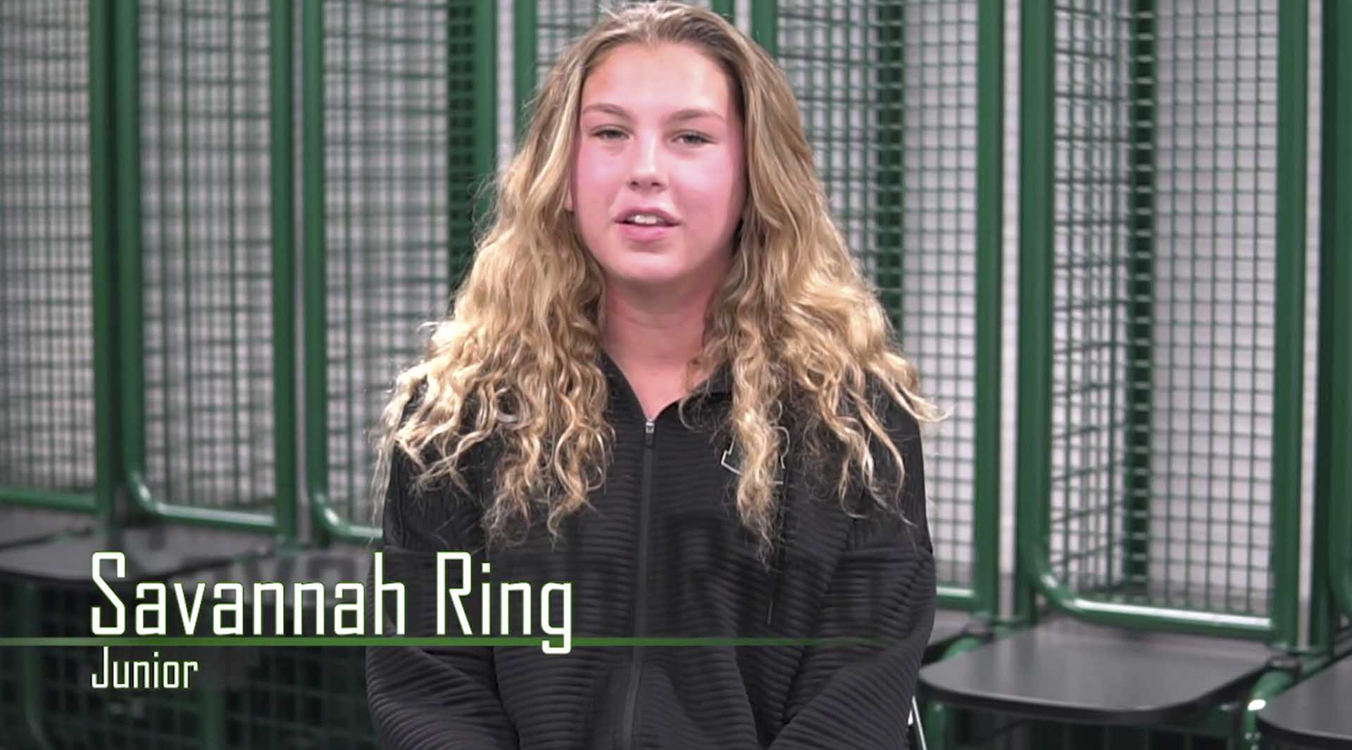 Campus Confidential: IC Immacualte Conception 2015 Softball Interview Sarah Piening