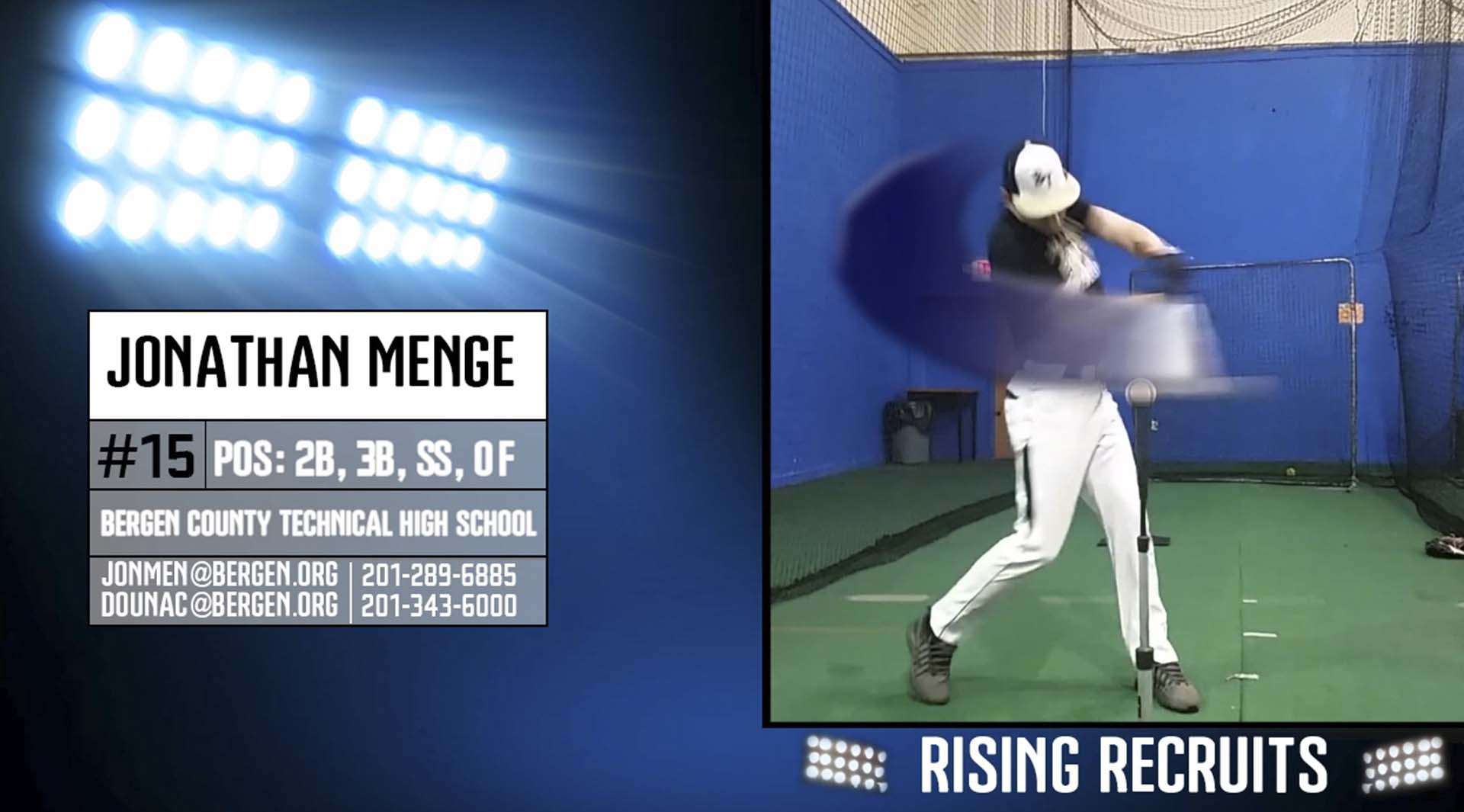 Rising Recruits Workout Video baseball